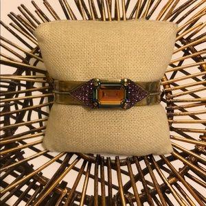 Sorrelli Volcano Open Cuff Bracelet
